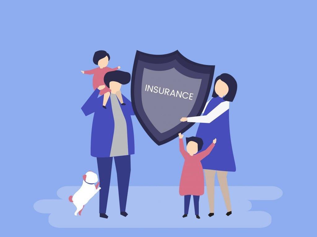 Life Insurance Scaled up