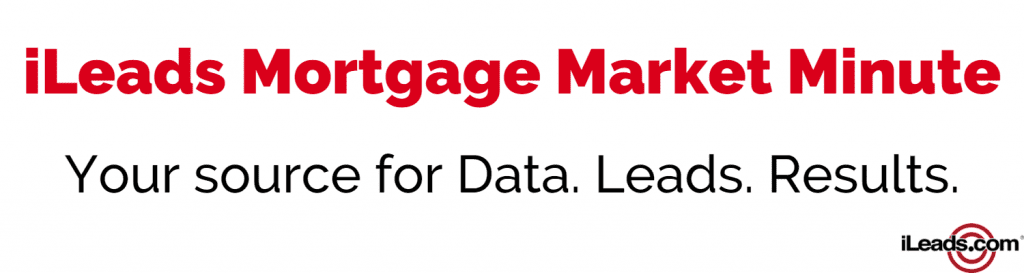 iLeads Mortgage Market Minute